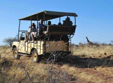 Garden Route safari Cape Agulhas