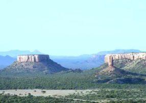 damaraland mountain view namibia